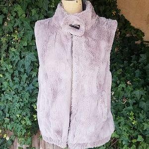 Sanctuary Faux Fur Vest Size Medium